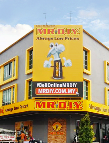 Home | MR DIY | Always Low Prices